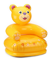 Intex Happy Animal Chair - Frog