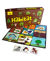 Clever Cubes - Habitat Puzzle