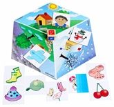 Clever Cubes - Weather Watch Puzzle