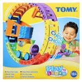 Funskool - Tomy Choo Choo Loop 12 Months+, Great Way To Encourage Play And Child's ...