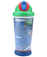 Sippers & Cups - Nuby  Magic Motion - Insulated No-Spill Flip-it