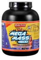 Matrix Nutrition Mega Mass 4600 Dietary Supplement - Chocolate Flavor