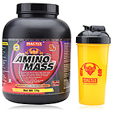 Matrix Nutrition Xtreme Amino Mass - Chocolate Flavor