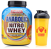 Matrix Nutrition Anabolic Nitro Whey
