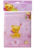 Riethmuller Birthday Table Cover - Pink