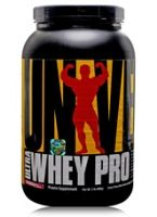 Universal Nutrition Ultra Whey Pro Protein Supplement - Strawberry Ice cream