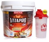Matrix Nutrition Vitapro DF Protein Supplement - Cardamom Flavor