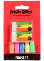 Angry Birds - Erasers Set of 7