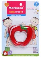 Buy Morisons Baby Dreams - Water Filled Toy Teether Red