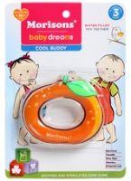 Buy Morisons Baby Dreams - Water Filled Toy Teether Orange