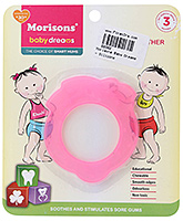Morisons Baby Dreams - Silicone Teether