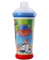 Sippers &amp; Cups - Nuby Magic Motion - Insulated No-Spill Cup
