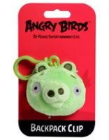 Angry Birds - Green Backpack Clip 3'' Without Sound