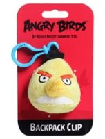 Angry Birds - Yellow Backpack Clip 3'' Without Sound