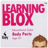 Learning Blox - Body Parts Educational Cube