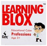 Learning Blox - Professions Educational Cube