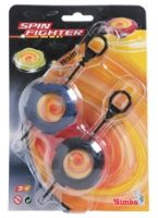 Simba - Spin Fighter Battle Black & Blue