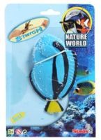 Simba - Nature World Fish Blue Black