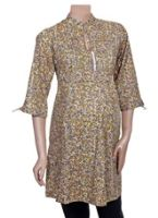 Uzazi - Maternity Casual Wear Long Tunic Top
