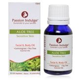 Passion Indulge Aloe Tree Facial & Body Oil