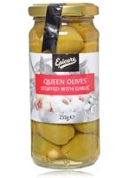 Epicure Queen Olives Stuffed With Garlic