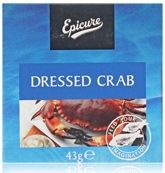 Epicure Dressed Crab