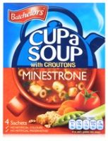 Batchelor's Minestrone Cup A Soup With Croutons