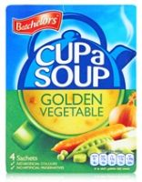 Batchelor's Cup a Soup - Golden Vegetable