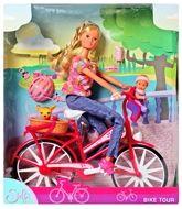 Simba - Steffi Love Bike Tour 3 Years+, Steffi And Her Stylish Bike Are Perfect Fo...