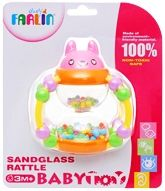 Farlin - Sandglass Rattle