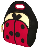 Lady Bug Lunch Bag