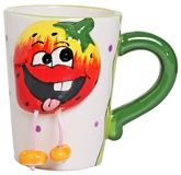 Tiny Toes - Children's Mug With Strawberry