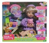 Fisher-Price - Little Mommy - My Very Real Baby