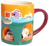 Tiny Toes - Mug With Pocket Cow