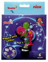 Simba Pick - A - Trick - Trick With Cards 7 Years+, Make Your Little One A Little Magician