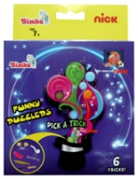 Simba - Pick A Trick - Puzzlers 3Years+, Make Your Little One A Little Magician
