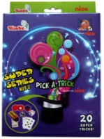 Simba Super Series Kit 2 - 20 Super Tricks 3 Years+, Make Your Little One A Little Magician