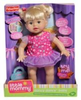 Fisher-Price - Little Mommy - Dancy Dancy Baby