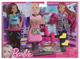 Barbie  -  Fashionistas My Fab Life  -  Music Disco 3 Years+, The Ultimate Fashion Fun For Barbie Doll A...