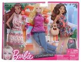 Barbie  -  Fashionistas 3 Years+, Every Day Is Perfect For Fab Fashion Play!...