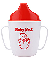 Baby No. 1 Ample Cup 2 in 1 