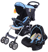 Hauck - Shop'N Drive Combo Stroller And Car Seat