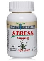 Planet Ayurveda Stress Support Capsules