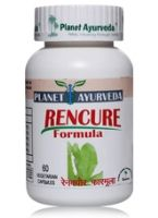 Planet Ayurveda Rencure Support 60 Capsules