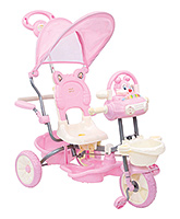 Mee Mee - Pink Tricycle