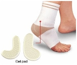 I-M Elastic Ankle Support with Silicon Anti Slip
