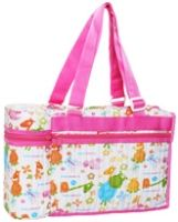 Morison Baby Dream - Pink Bag With Bottle Warmer