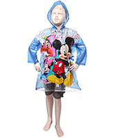 Disney - Mickey Mouse Colourful Rain Wear
