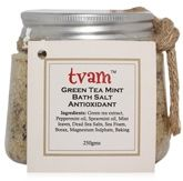 Tvam Green Tea Mint Bath Salt Antioxidant