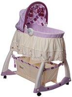 Little Wanderers - Bassinet AA 40 Charming Purple